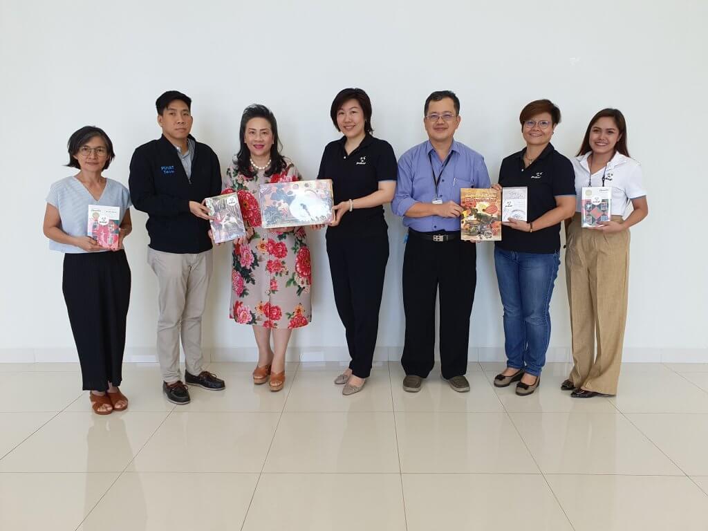 สมาคมผู้จัดพิมพ์ฯ  ร่วมจัดกิจกรรมเชิงสร้างสรรค์  เพื่องานมหกรรมหนังสือระดับชาติ ครั้งที่ 25